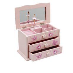 Boîte à bijoux musicale KATZ Jewel Box JB01, cadeau, Danceworld, bruxelles