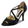 Chaussures de danse femme NUEVA EPOCA MARTHA 8, escarpins de danse, chaussures de danses de salon, danses latines, chaussures tango femme, danceworld, bruxelles.