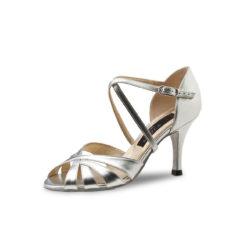 Chaussure de danse femme Nueva Epoca YOLANDA 7, chaussures de danses de salon, danses latines, escarpins de danse, danceworld, bruxelles.