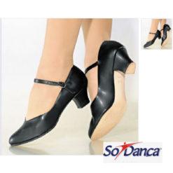CH50, Chaussure de danses de caractère So Dança femme, dance World, bruxelles.