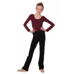 pantalon de jazz BLOCH Echappe CP3648 pour enfant, chez Dance World, Bruxelles