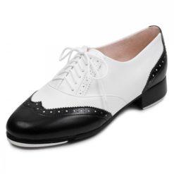 Chaussures de claquettes BLOCH Charleston S0341L, Dance World, Bruxelles.