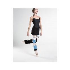Collant d'échauffement de danse WEAR MOI Adonis en colori 3. Lainage, chez Dance World, Bruxelles
