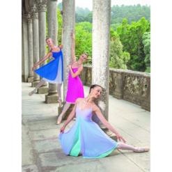 PATRICIA, Tunique de danse mode empire BALLET ROSA, danceworld, bruxelles