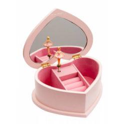 Boîte à bijoux musicale KATZ Jewel Box JB11, coffret à bijoux, boîte à musique, dancewolrd, bruxelles.