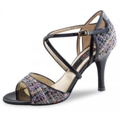 Chaussure de tango NUEVA EPOCA Estera 8cm
