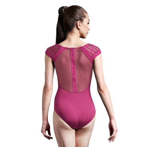 LEOTARD MJ7207, Justaucorps de danse BLOCH, danceworld, bruxelles.
