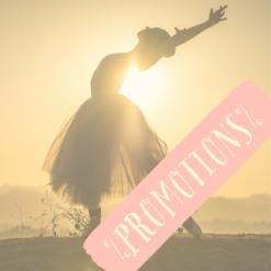 Promos Tenues de danse